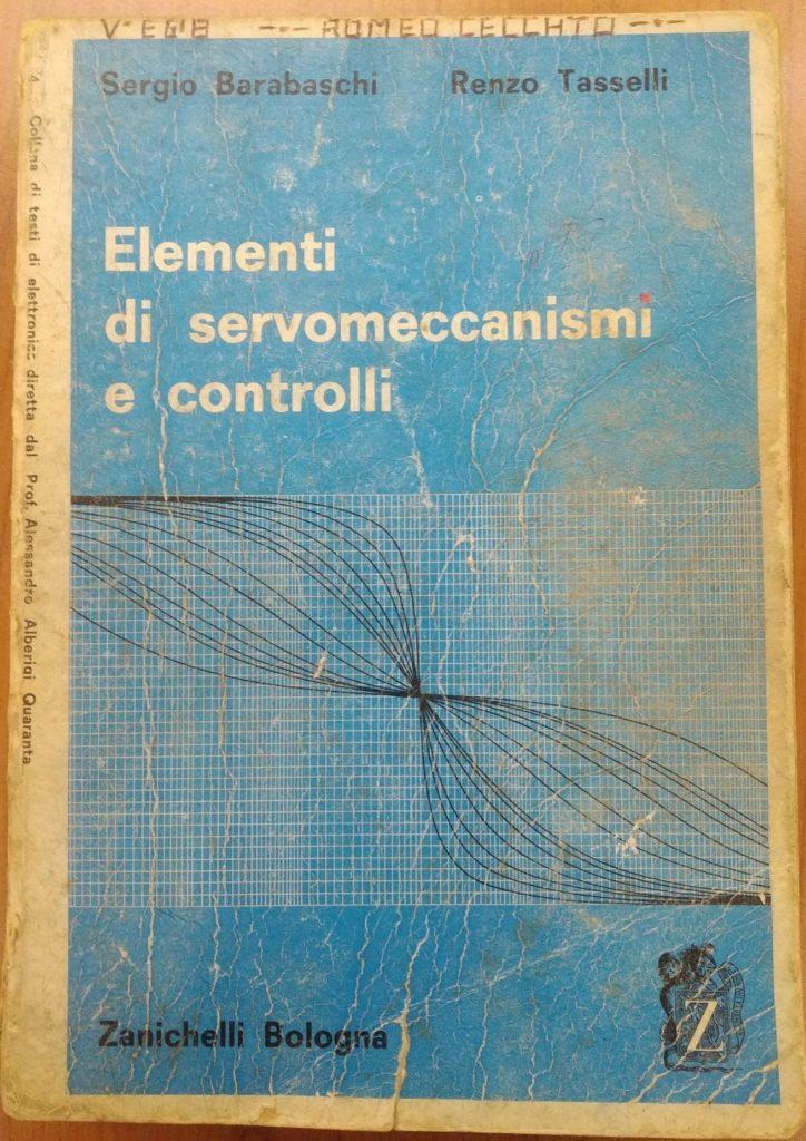 Elementi di servomeccanismi e controlli