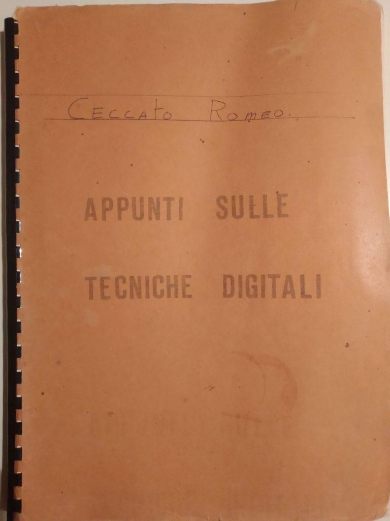 Appunti di elettronica digitale